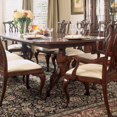 Picture of Cherry Grove Double Pedestal Table