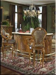 Picture of Cortina Bar & Barstool Set
