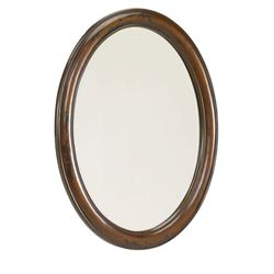 Picture of HIDDEN TREASURES  Black/Brown Mirror