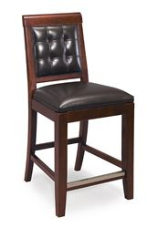 Picture of Leather Counterstool-KD