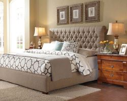 Picture of Upholstered Belmar Bedroom