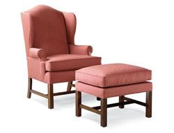 Picture of Fairfield 1080-01 Wing Chair