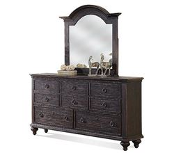 Picture of Bellagio Dresser with Mirror
