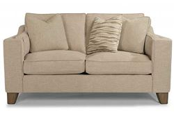 Picture of Arrow Fabric Loveseat