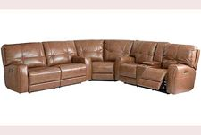 Picture for category Leather Sectionals