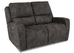 Picture of Aiden Reclining Loveseat with Power Headrest (1039-60PH)