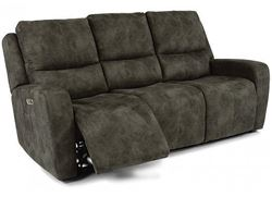 Picture of Aiden Reclining Sofa with Power Headrest (1039-62PH)