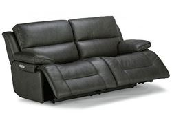 Picture of Apollo Power Reclining Leather Sofa with Power Headrest (1849-62PH)