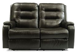 Picture of Arlo Power Reclining Leather Loveseat (3810-60M)