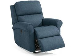 Picture of Belle Power Rocking Recliner (2830-51M)