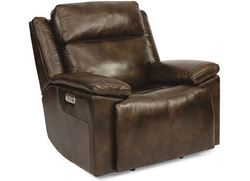 Picture of Chance Gliding Recliner with Power Headrest (1187-54PH)