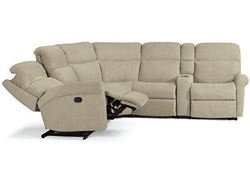 Picture of Davis Reclining Sectional (2902-SECT)